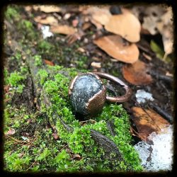 River Stone Ring