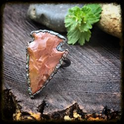 Arrowhead Power Ring